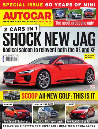 Autocar 30th January 2019