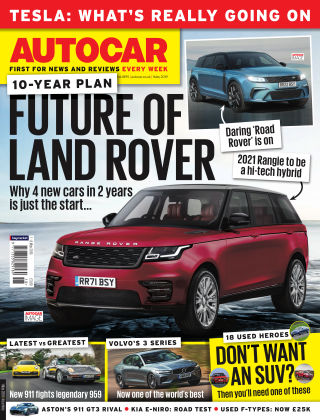 Autocar 1st May 2019