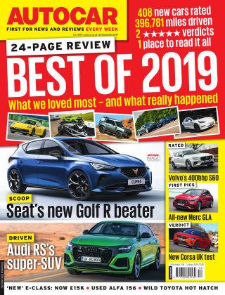 Autocar 18th December 2019