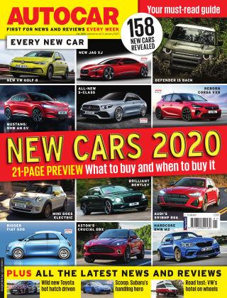Autocar 2nd January 2020
