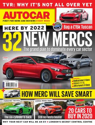 Autocar 22nd January 2020