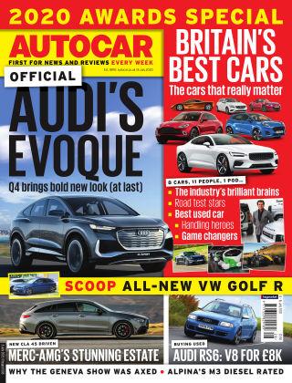 Autocar 8th July 2020
