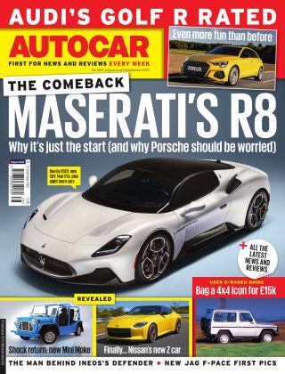 Autocar 16th September 2020