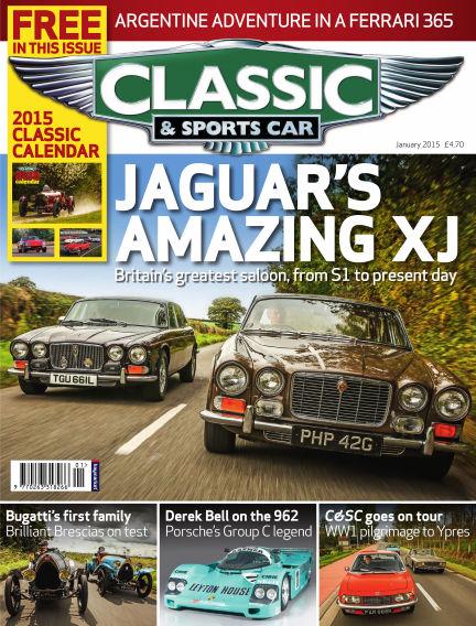 Classic & Sports Car December 04, 2014 00:00