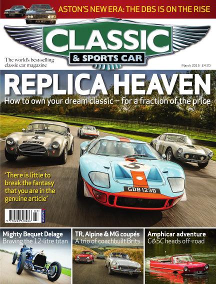 Classic & Sports Car February 05, 2015 00:00