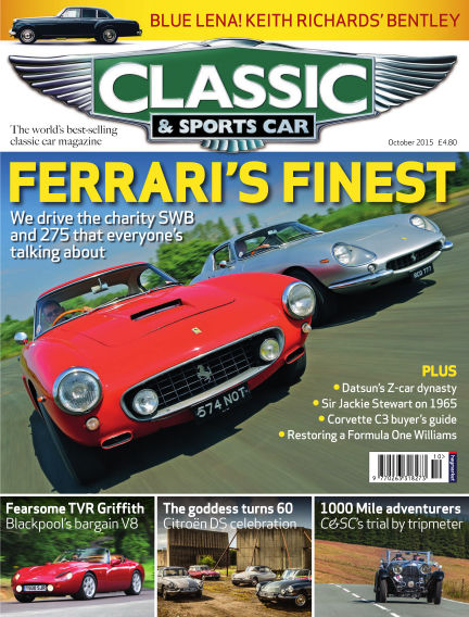 Classic & Sports Car September 03, 2015 00:00