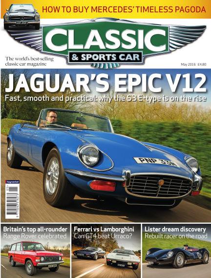 Classic & Sports Car April 07, 2016 00:00
