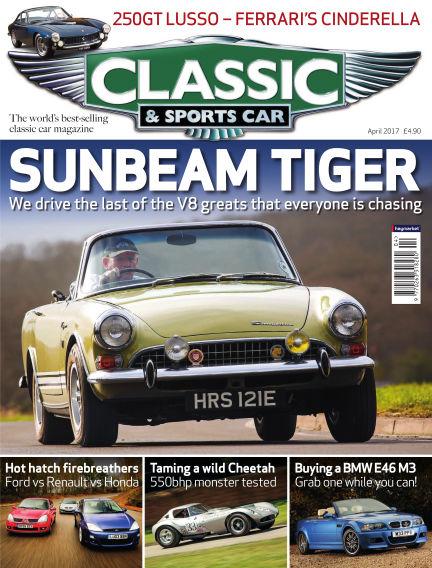 Classic & Sports Car March 02, 2017 00:00