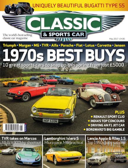 Classic & Sports Car April 06, 2017 00:00