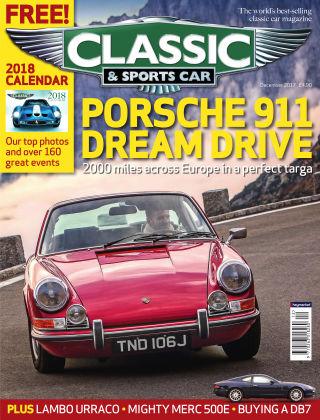 Classic & Sports Car December 2017