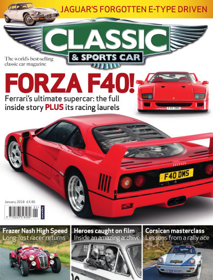 Classic & Sports Car December 07, 2017 00:00
