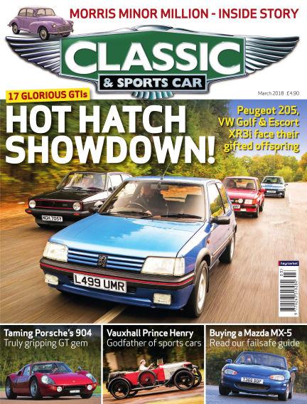 Classic & Sports Car February 01, 2018 00:00