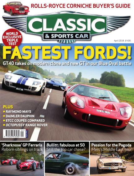Classic & Sports Car March 01, 2018 00:00