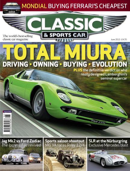Classic & Sports Car June 06, 2013 00:00