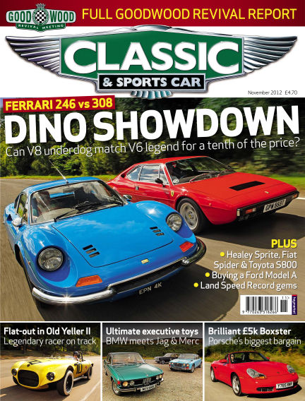 Classic & Sports Car September 27, 2012 00:00