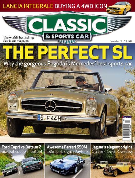 Classic & Sports Car October 25, 2012 00:00