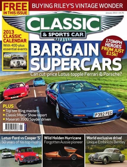 Classic & Sports Car November 28, 2013 00:00