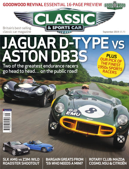 Classic & Sports Car August 01, 2019 00:00