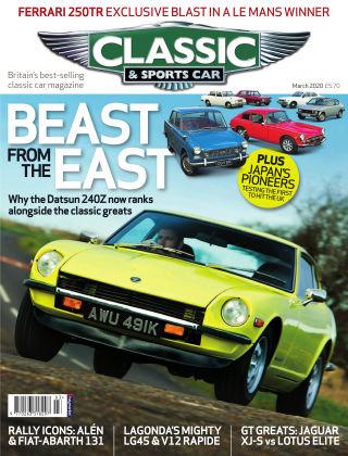 Classic & Sports Car March 2020