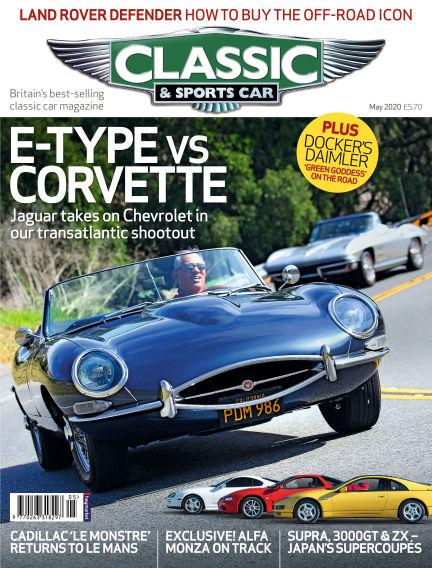 Classic & Sports Car April 02, 2020 00:00