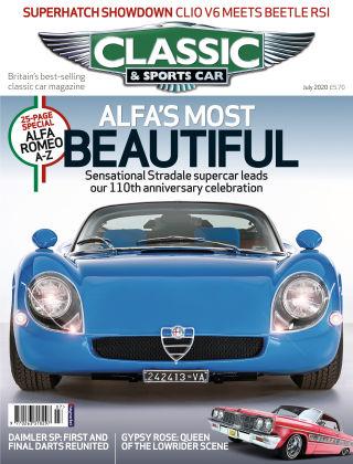 Classic & Sports Car July 2020