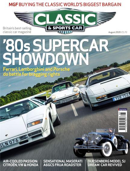 Classic & Sports Car July 02, 2020 00:00