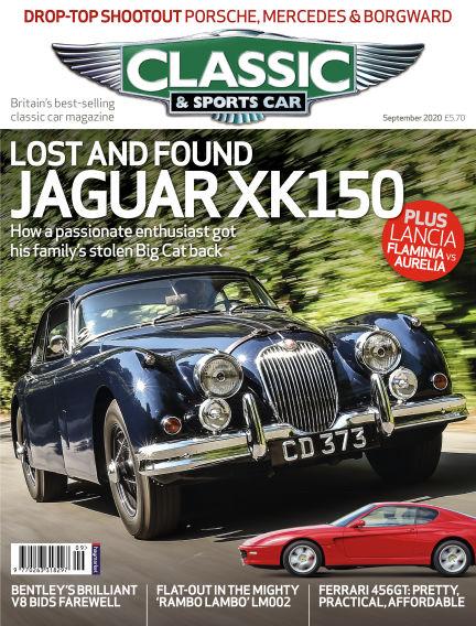 Classic & Sports Car August 06, 2020 00:00