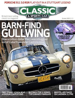 Classic & Sports Car October 2020