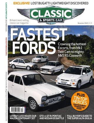 Classic & Sports Car December 2020