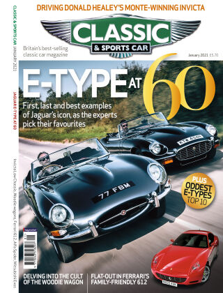 Classic & Sports Car January 2021
