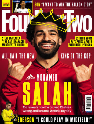 FourFourTwo March 2018
