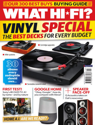 What Hi-Fi? Sound and Vision July 2017