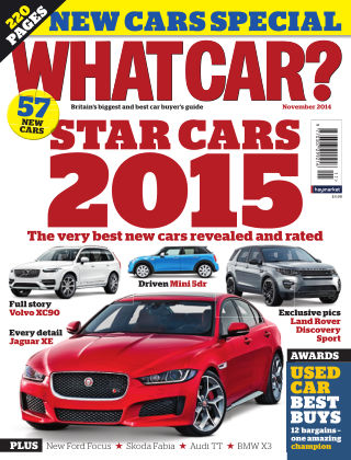 What Car? November 2014