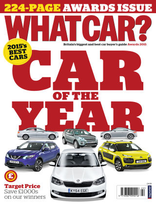 What Car? Awards 2014