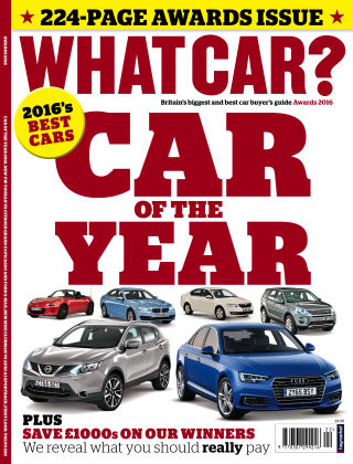 What Car? Awards 2016