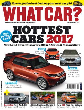 What Car? December 2016
