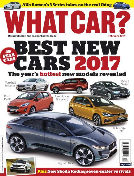 What Car? December 15, 2016 00:00