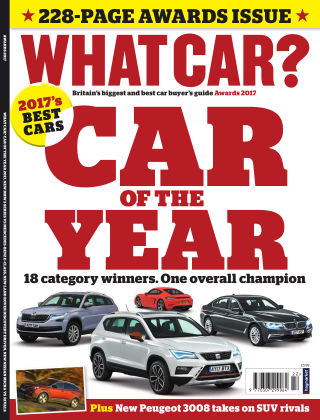 What Car? Awards 2017