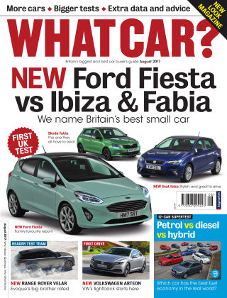 What Car? August 2017