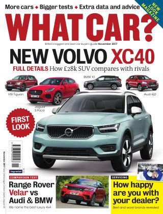 What Car? November 2017