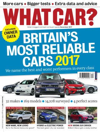 What Car? December 2017