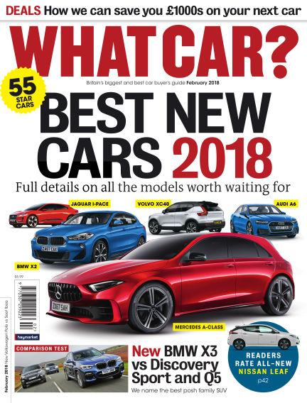 What Car? December 19, 2017 00:00