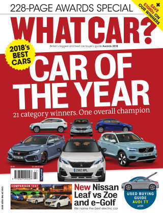 What Car? Awards 2018