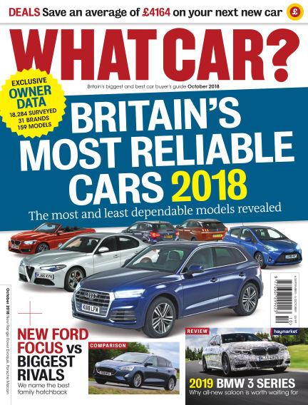 What Car? September 07, 2018 00:00