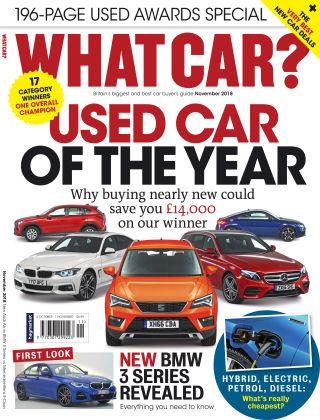 What Car? November 2018