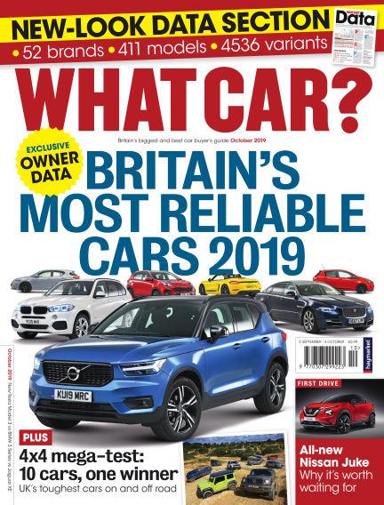 What Car? September 05, 2019 00:00
