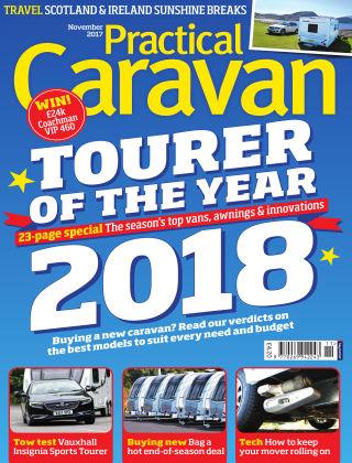 Practical Caravan 1st November 2017
