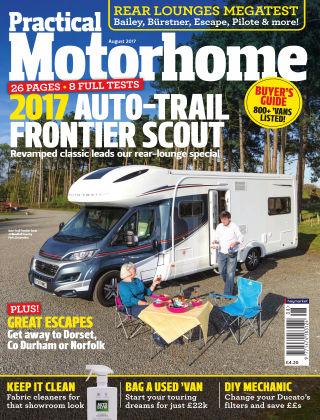 Practical Motorhome August 2017