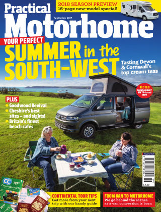 Practical Motorhome September 2017
