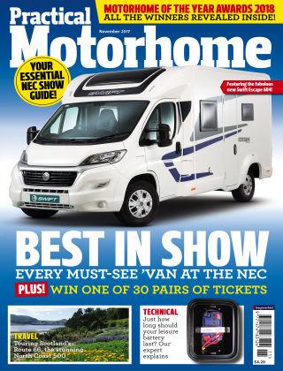 Practical Motorhome November 2017